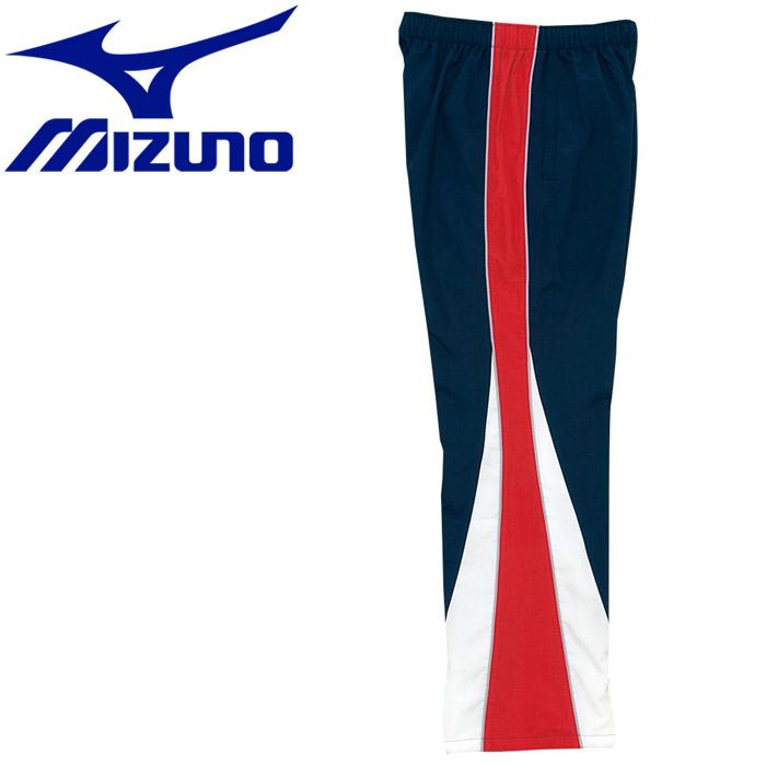 ミズノ トレーニングクロス パンツ メンズ レディース N2JD702086