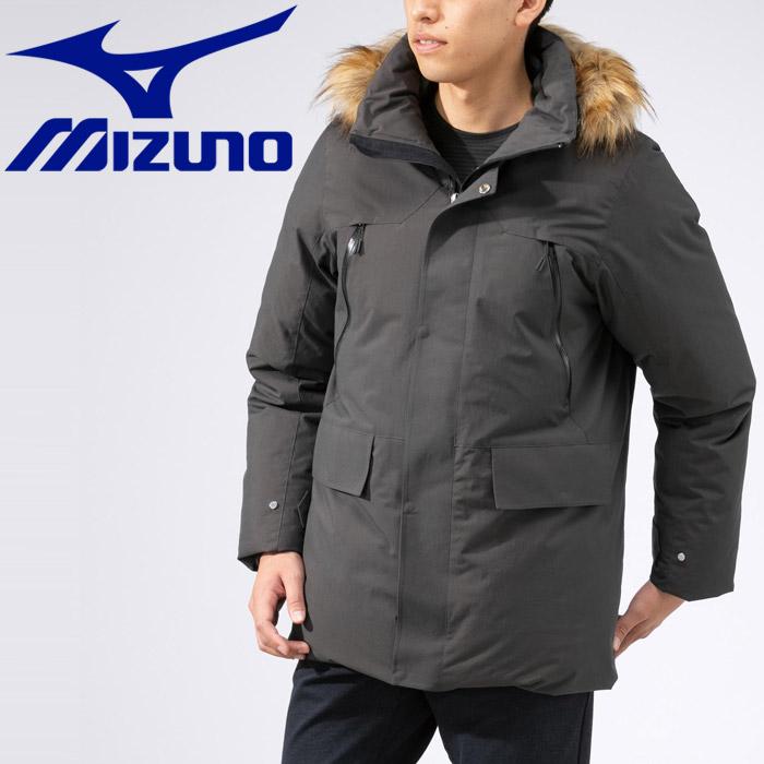 MIZUNO ミズノ アウトドア ブレスサーモ リフレクションギアトラベルヘビーウェイトダウンジャケット メンズ B2ME951158