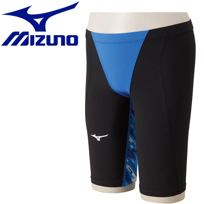 fab63e8da9 Clearance sale 30%OFF! Mizuno MX SONIC 02 half spats swimsuit men  N2MB841292 < ...