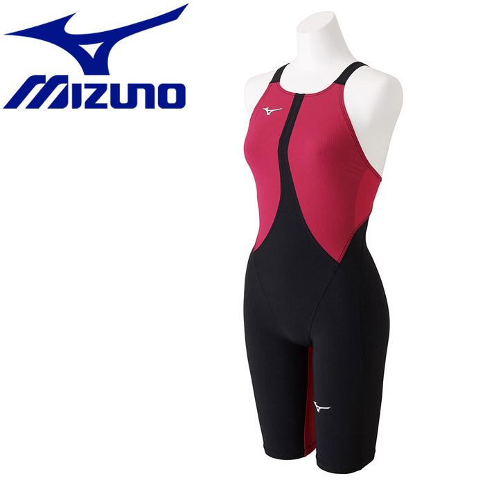 ミズノ MX SONIC 02 ハーフスーツ 水着 レディース ジュニア N2MG841157