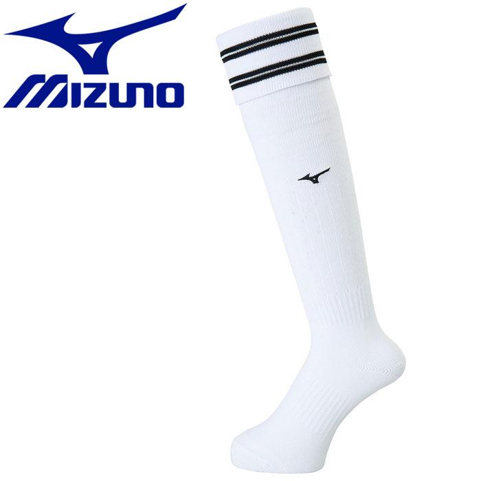 高額売筋 メール便送料無料 ミズノ サッカー ストッキング 23-25 驚きの値段 P2MX805279