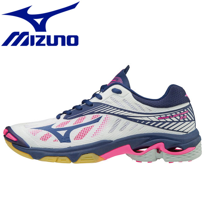 Clearance sale 41%OFF! Mizuno wave lighting Z4 volleyball shoes men gap Dis V1GA180016