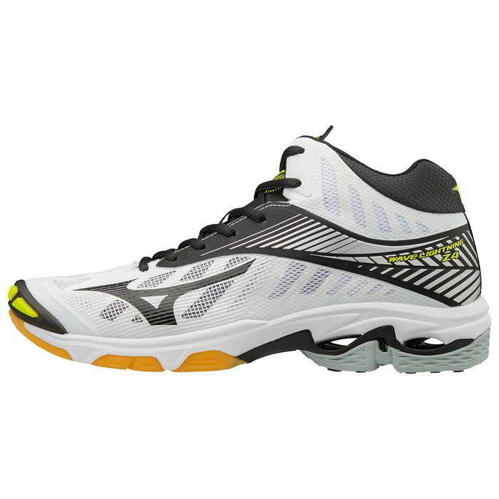 geweldige prijzen verkoopt korting Clearance sale 43%OFF! Mizuno wave lighting Z4 MID volleyball shoes men gap  Dis V1GA180509