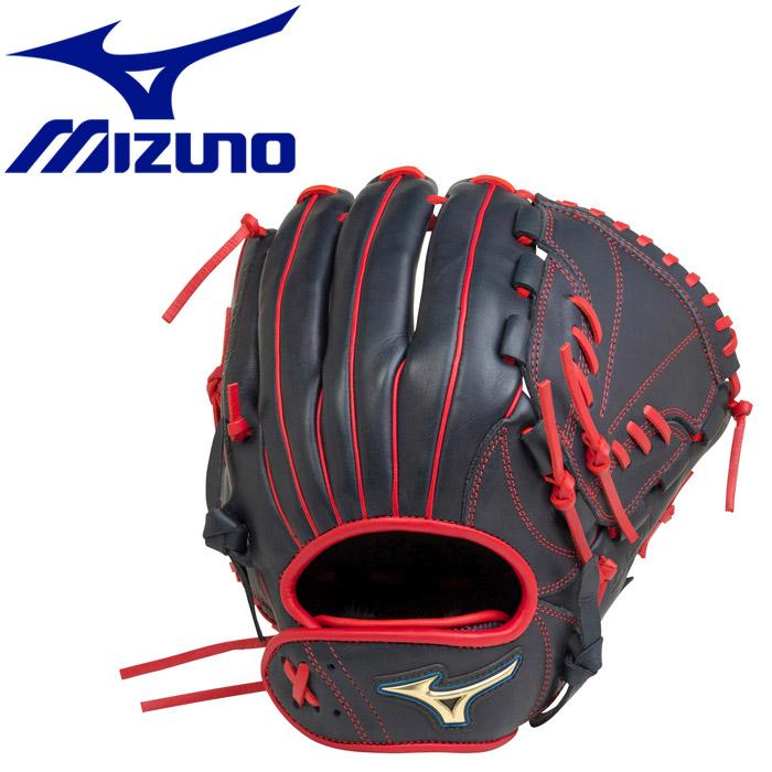 ミズノ ソフトボール用 セレクトナイン×UMiX U3 投手×内野×外野 :サイズ10 グラブ 1AJGS2152029