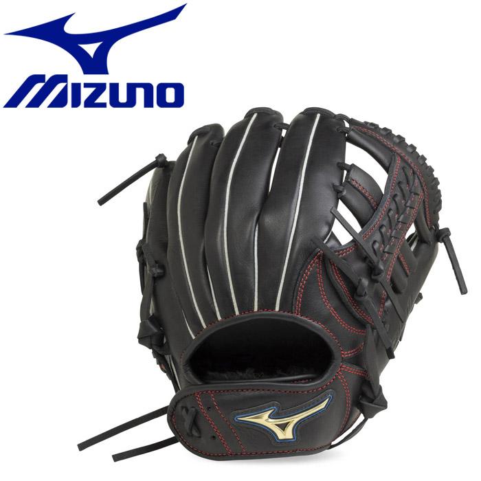 ミズノ ジュニアソフトボール用 セレクトナイン×UMiX U1 投手×内野 :サイズM グラブ 1AJGS2170009