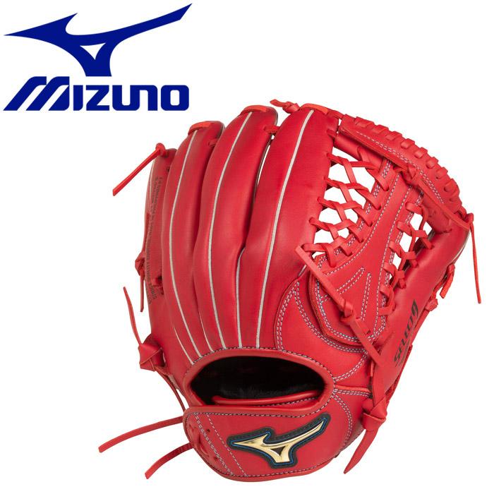 ミズノ 野球 少年軟式用 セレクトナイン×UMiX U2 投手×外野 :サイズLL グラブ 1AJGY2151062