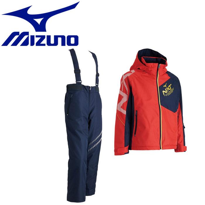 ミズノ N-XT Jr.SKI SUIT スーツ ジュニア Z2JG895562