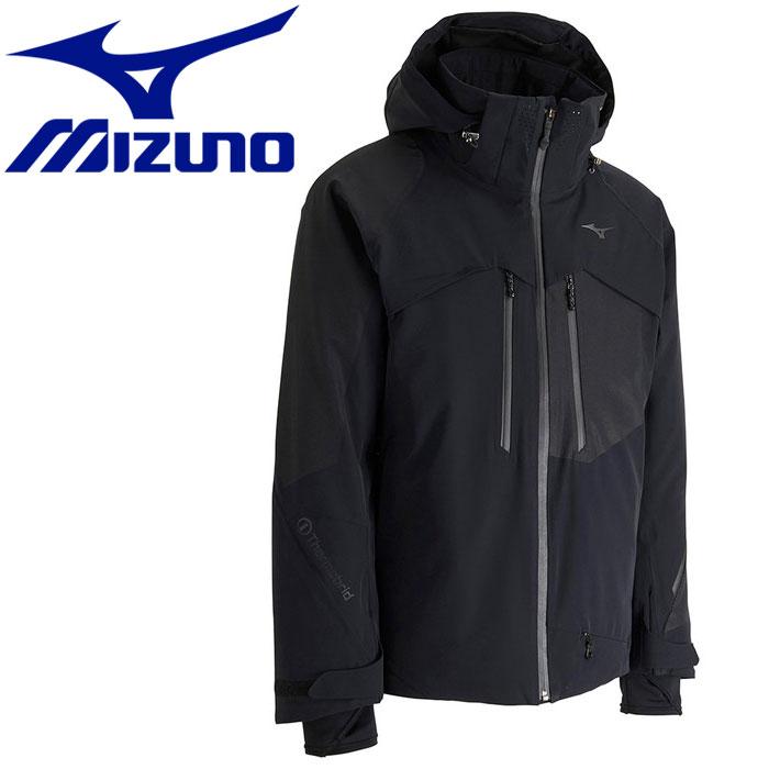 ミズノ BLACK PREMIUM JACKET ジャケット メンズ レディース Z2ME730009