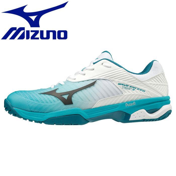 ミズノ ウエーブエクシード TOUR 3 AC テニスシューズ メンズ レディース 61GA187035