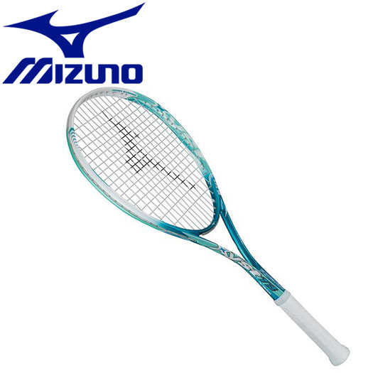 Only as for Mizuno Xyst T2 distrike tea 2 software tennis rubber-ball  tennis racket frame, it is 6TN42730