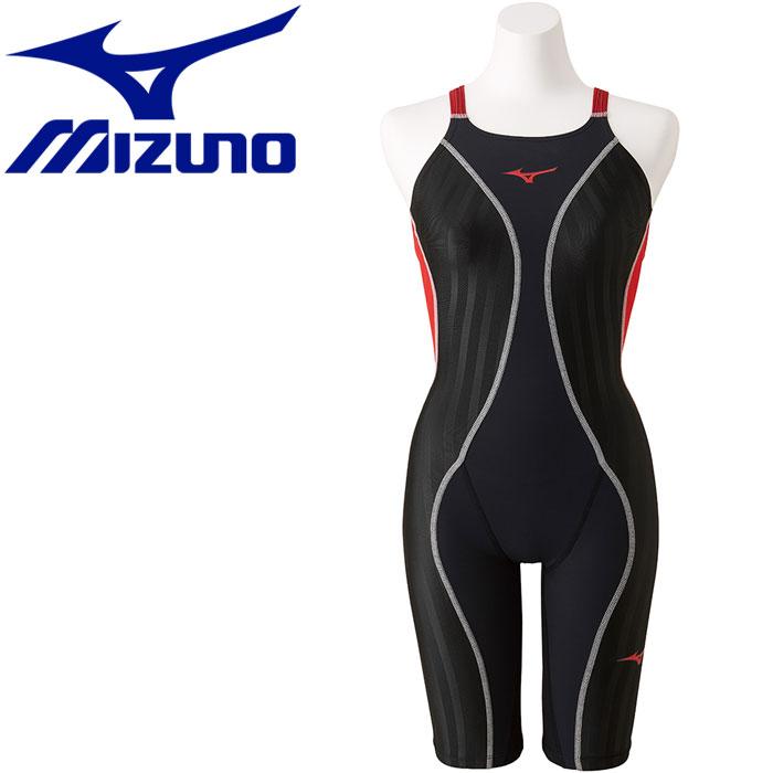 ミズノ FX・SONIC+ ハーフスーツ 競技水着 レディース N2MG923096