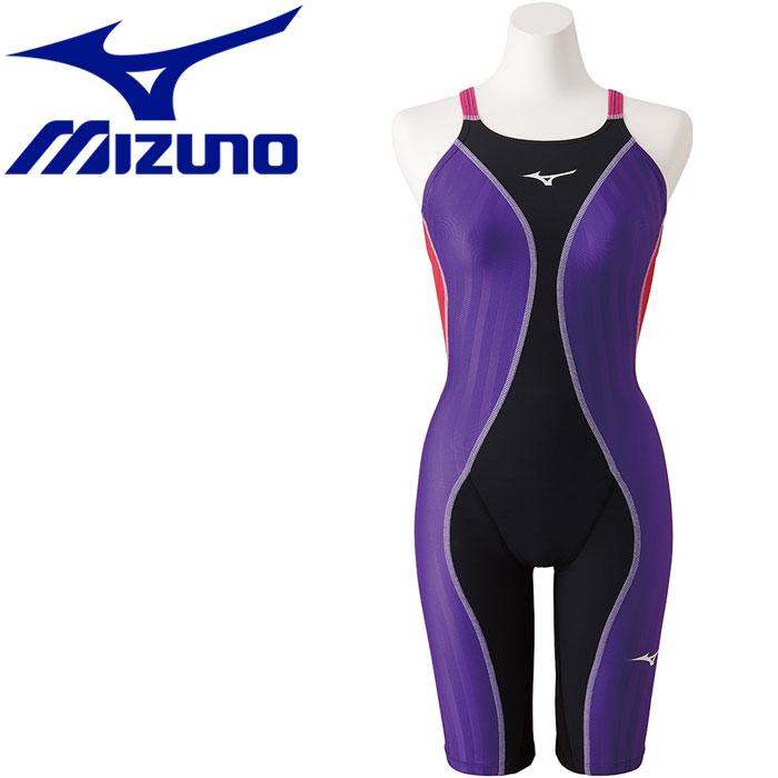 ミズノ FX・SONIC+ ハーフスーツ 競技水着 レディース N2MG923097