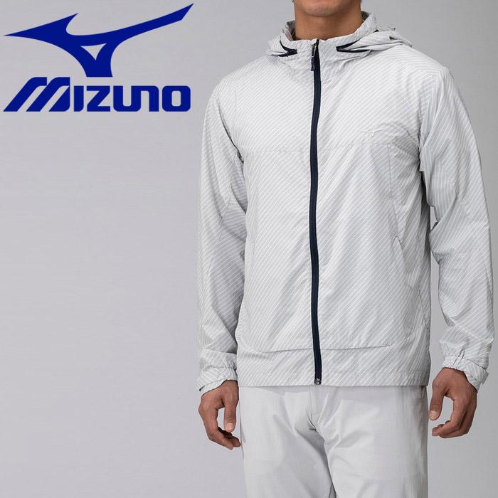 ミズノ ベーシックトレイルジャケット メンズ B2ME900670