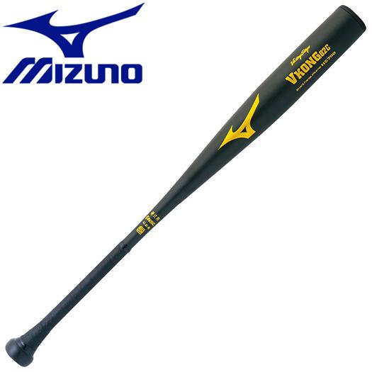 ミズノ 野球 硬式用 ビクトリーステージ Vコング02C 金属製 83cm 平均950g バット 2TH2173009N