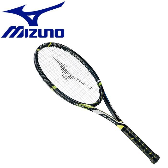 ミズノ キャリバー コンプ 硬式テニスラケット フレームのみ 63JTH53009