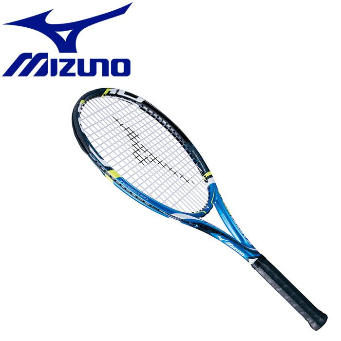 ミズノ Fエアロ ミッドプラス 硬式テニスラケット フレームのみ 63JTH60127