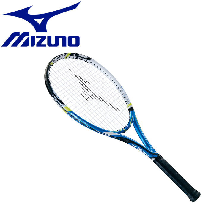 ミズノ Fエアロ クォーター 硬式テニスラケット フレームのみ 63JTH60227