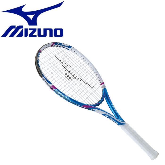 ミズノ Fエアロ ライト 硬式テニスラケット フレームのみ 63JTH60427