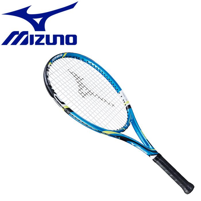 ミズノ Fエアロ 26 テニス 硬式テニスラケット 張り上げ済 ジュニア 63JTH70727