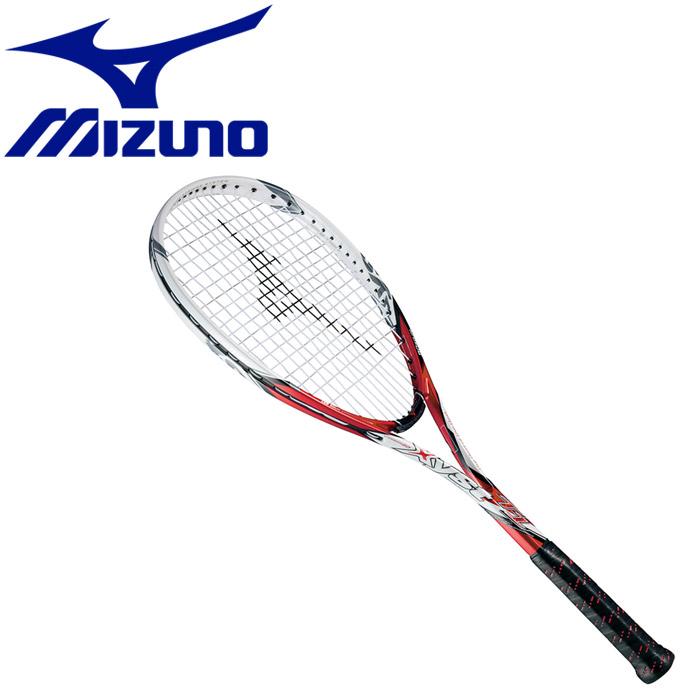 ミズノ ジスト T1 軟式 ソフトテニスラケット フレームのみ 63JTN52162