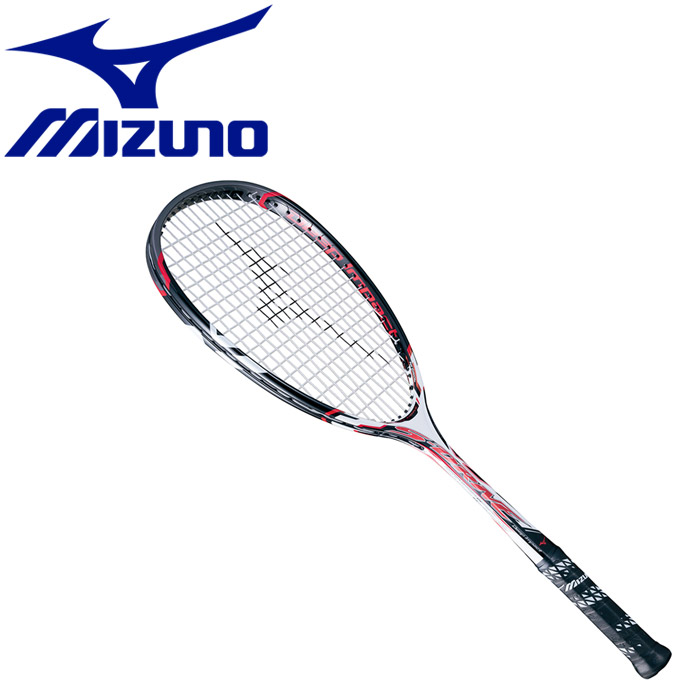 ミズノ ディープインパクト Sドライブ 軟式 ソフトテニスラケット フレームのみ 63JTN65001