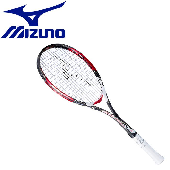ミズノ ディーアイ Z100 軟式 ソフトテニスラケット フレームのみ 63JTN74460