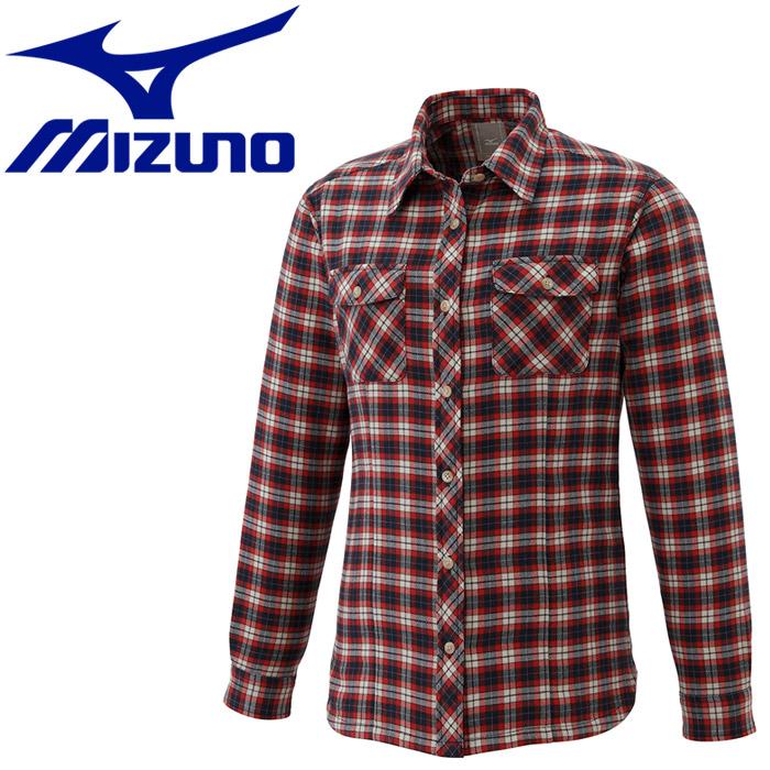 ミズノ ブレスサーモ トレイルシャツ レディース A2JC670714