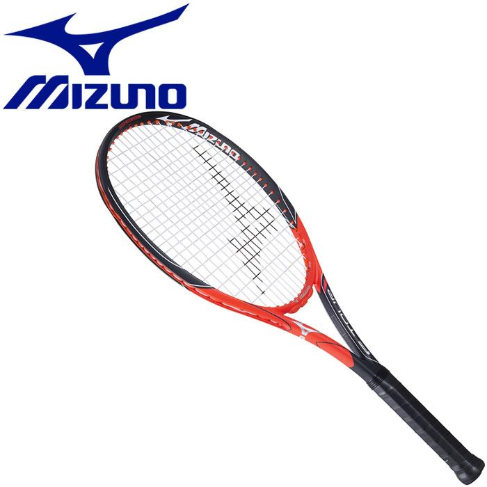 ミズノ F TOUR 285 エフツアー285 硬式テニスラケット フレームのみ 63JTH77254