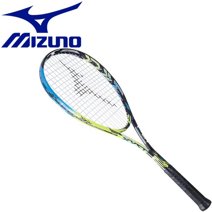 ミズノ XYST T-01 ジストティー01 ソフトテニス 軟式テニスラケット フレームのみ 63JTN73339