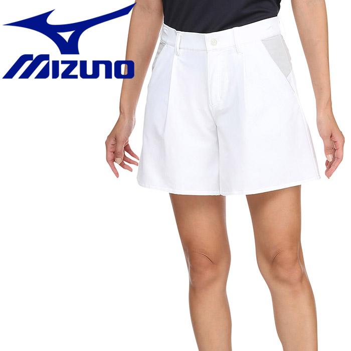 ミズノ ゴルフ ストレッチショートパンツ レディース 52MF923101