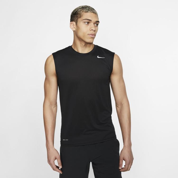 2点までメール便送料無料 ナイキ DRI-FIT NEW ARRIVAL レジェンド S 超激安特価 718836-010 Tシャツ メンズ L