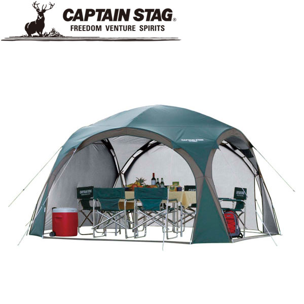 キャプテンスタッグ CS リビングシェルター320UV-S テント UA0005