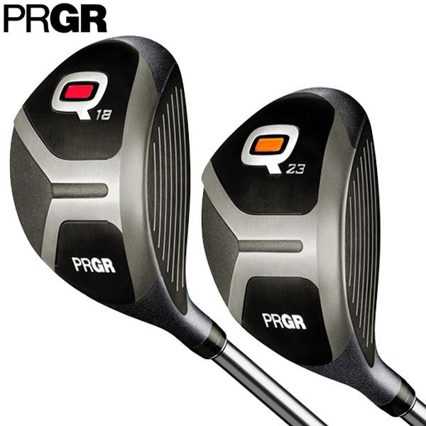 PRGR プロギア Q キュー フェアウェイウッド Q18、Q23 日本正規品 2018モデル