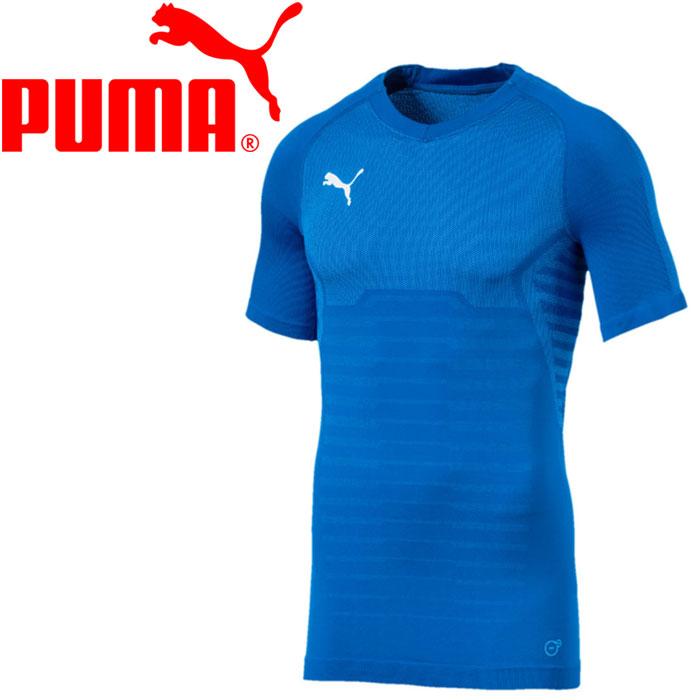 2c7c901e65e FZONE: Puma FINAL EVOKNIT game shirt 703,447-02 men's puma 18SP ...