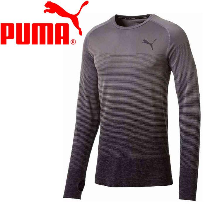 342ffcd836a FZONE: Puma EVOKNIT seamless T-shirt men 851,729-01 | Rakuten Global ...