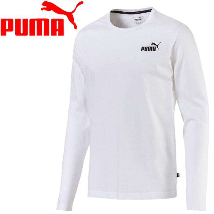 9326b8f199387 FZONE: Puma ESS LS T-shirt men 851,772-02 | Rakuten Global Market