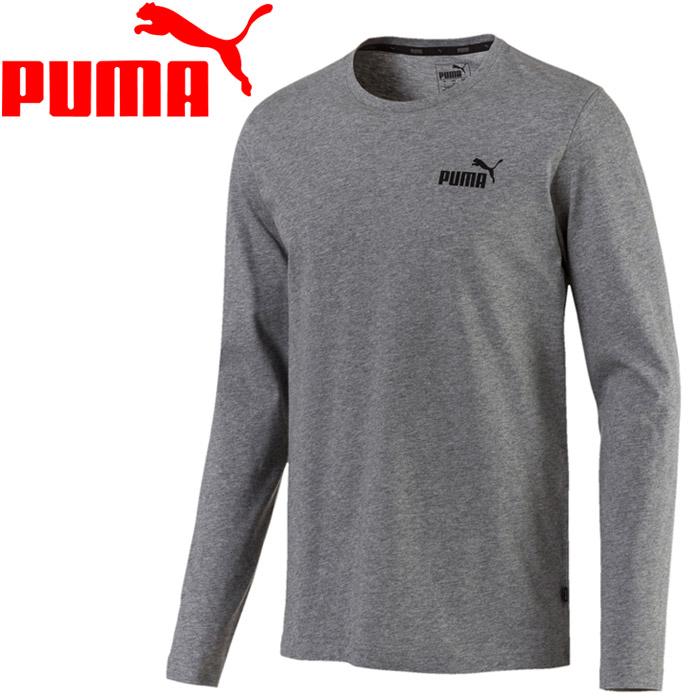 43c1b20473 Puma ESS LS T-shirt men 851,772-03