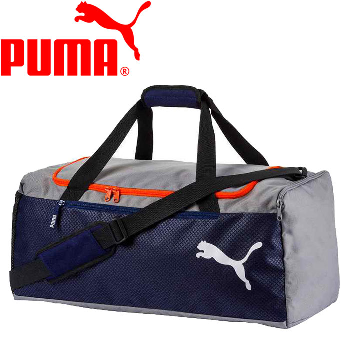 b51469317c FZONE: Puma fundamentals sports bag M 075528-02 | Rakuten Global Market
