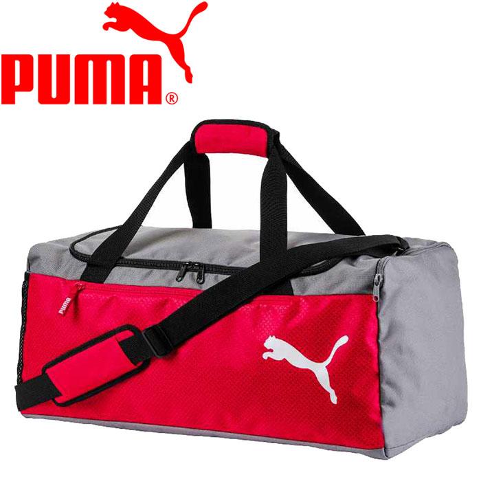 fba3164c6448 FZONE  Puma fundamentals sports bag M 075528-03