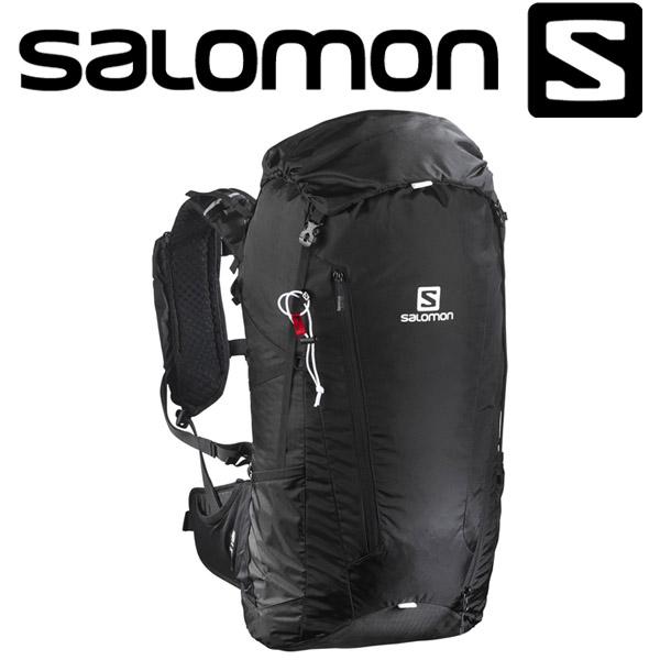 サロモン PEAK 40 ハイキング バッグパック メンズ L39294100