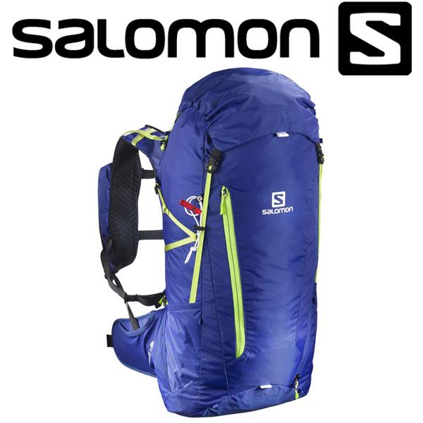 サロモン PEAK 40 ハイキング バッグパック メンズ L39294200