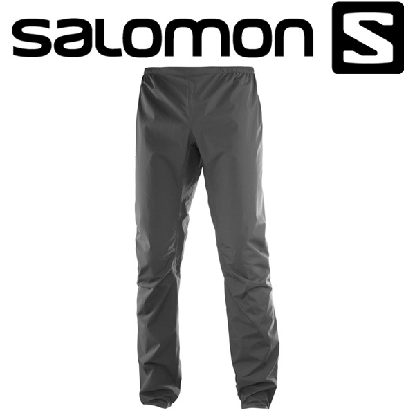 サロモン BONATTI WP PANT U ランニング パンツ メンズ L39392500