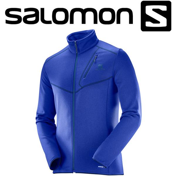サロモン DISCOVERY FZ M ハイキング&マウンテニアリング ジャケット メンズ L39726300