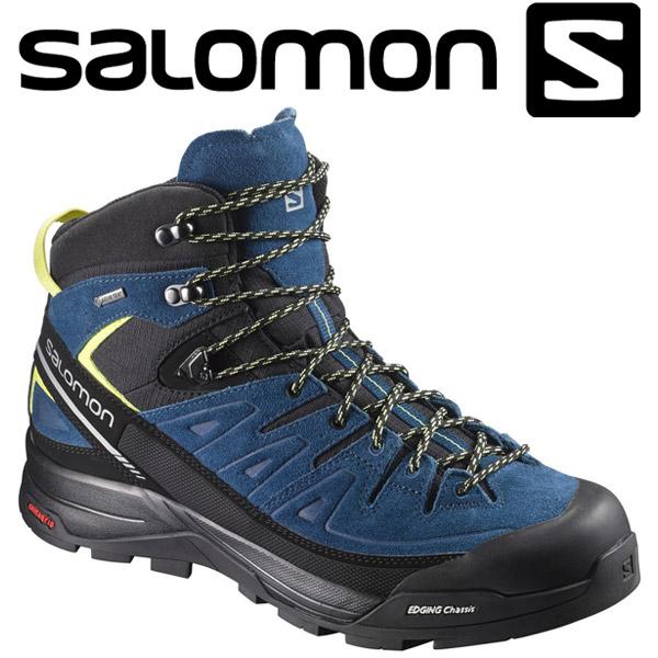 サロモン X ALP MID LTR GTX マウンテニアリング&アプローチ シューズ メンズ L39841100