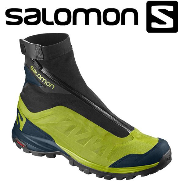 サロモン OUTpath PRO GTX ハイキング&マルチファンクション シューズ メンズ L40001600