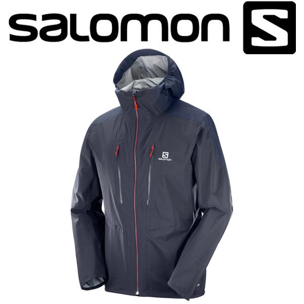 サロモン OUTSPEED 3L JKT M ハイキング&マウンテニアリング ジャケット メンズ L40076000