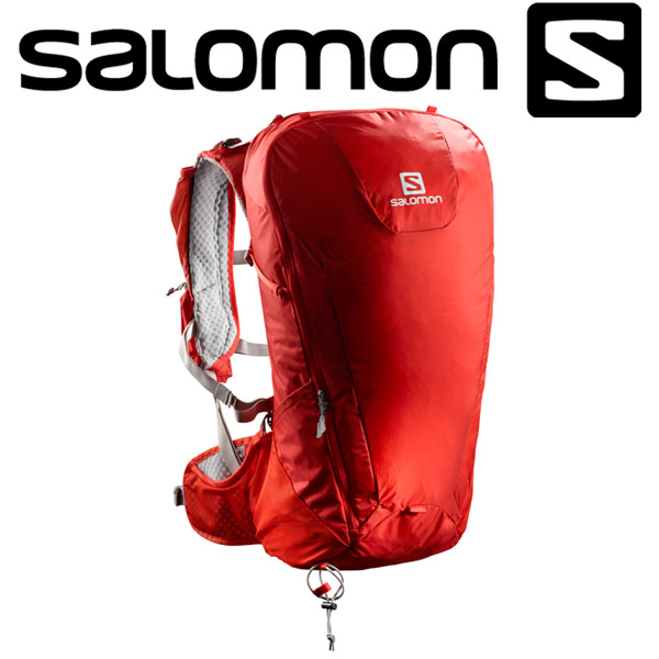 サロモン PEAK 20 ハイキング バッグパック メンズ L40118800