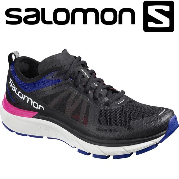 サロモン SONIC RA MAX W ランニングシューズ レディース L40135100
