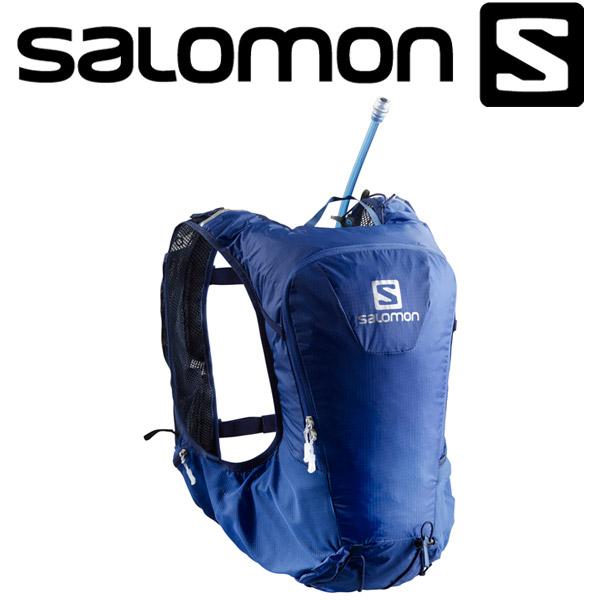 サロモン SKIN PRO 10 SET ランニング バッグパック メンズ L40137000