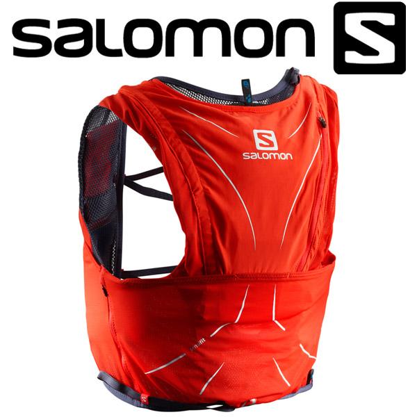 サロモン ADV SKIN 12 ST ランニング バッグパック メンズ L40138300